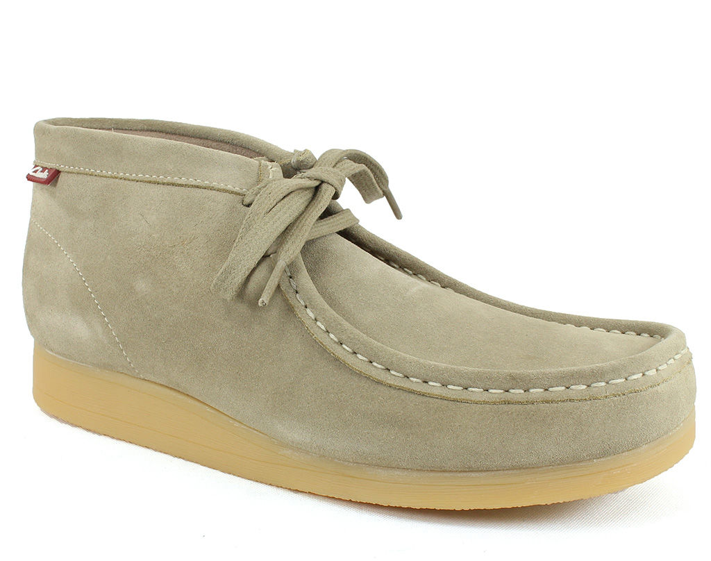 Clarks Men's Stinson Hi Sand Suede - 8.5 M Men's By House...