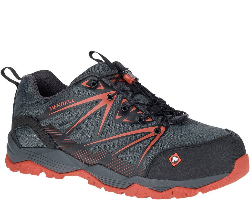 hot-selling real super popular autumn shoes Merrell Men's Fullbench Comp Toe