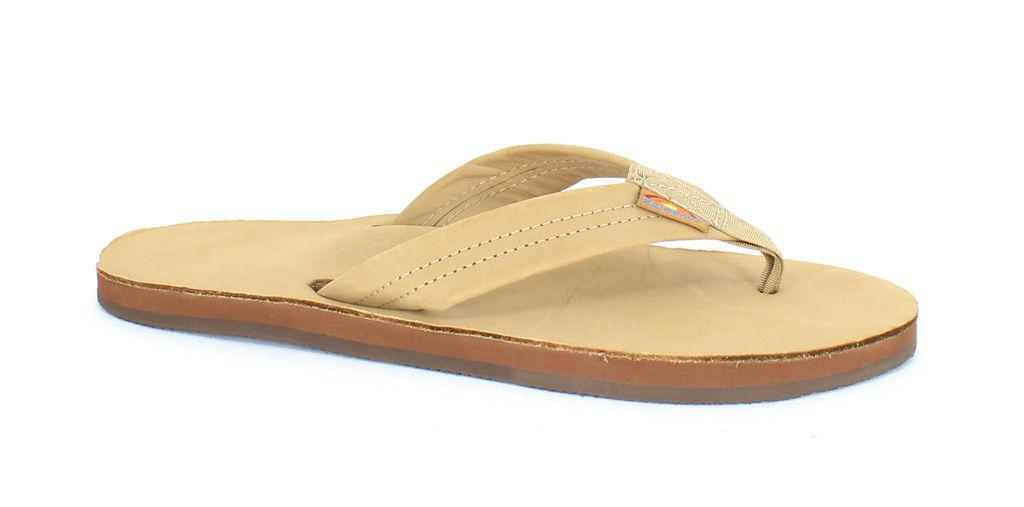 Rainbow Sandals Men's Single Layer Tan - Xx Large (12 - 1...