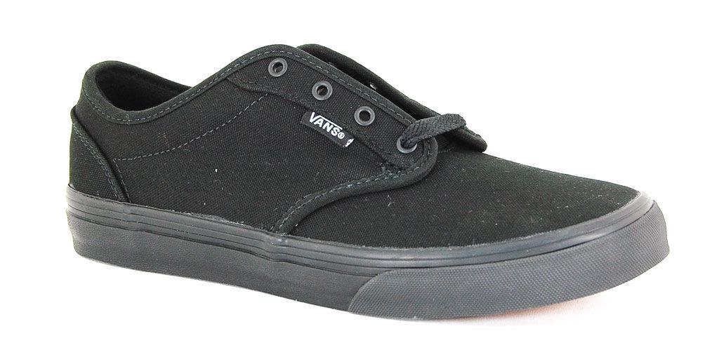 Vans Van Kid's Atwood Black - 10.5 M Little Kid By Houser...