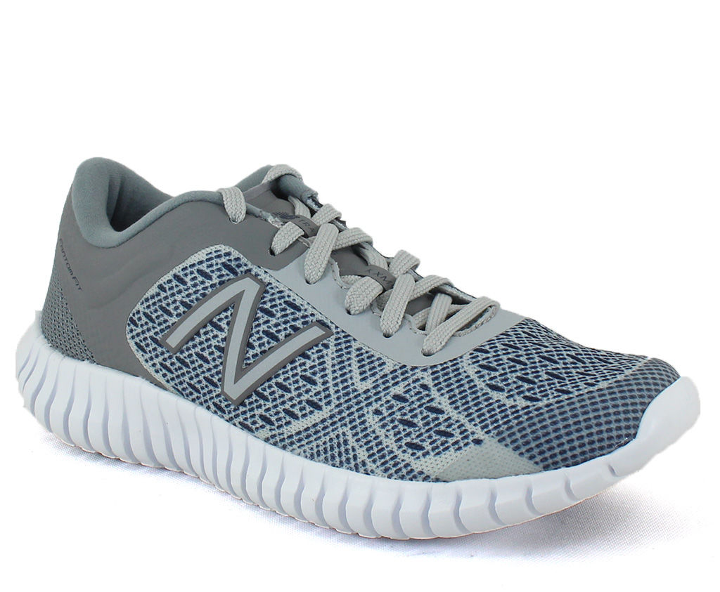 New Balance Kids 99v2 Trainer Grey With Pigment And White...