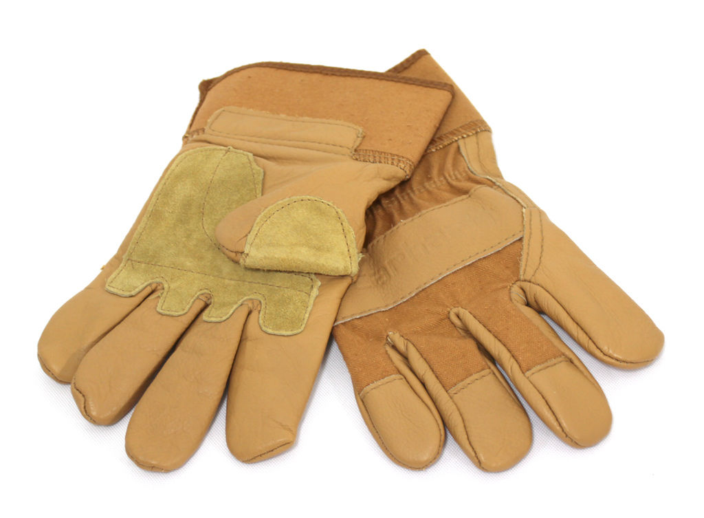 Carhartt Fencer Gloves In Brown Needs Pic - S By Houser S...