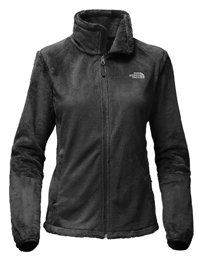 North Face Women's Osito 2 Jacket Tnf Black - Xs By House...