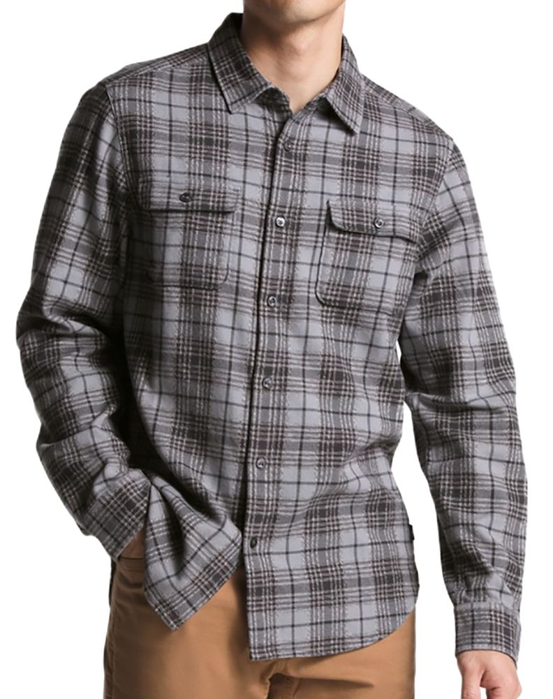 1b2493a5a The North Face Men's Long Sleeve Arroyo Flannel