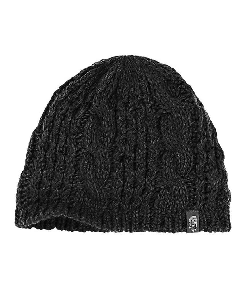 22a16142a19cb The North Face Women s Cable Minna Beanie TNF Black